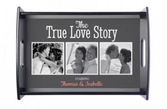 Welp Cadeaus voor een 12,5 jarig huwelijk - Huwelijkscadeau.net FL-47